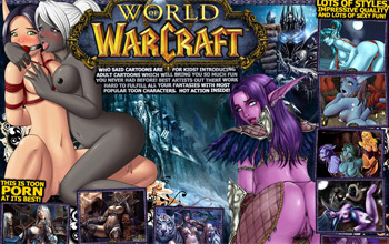 world of warcraft porn